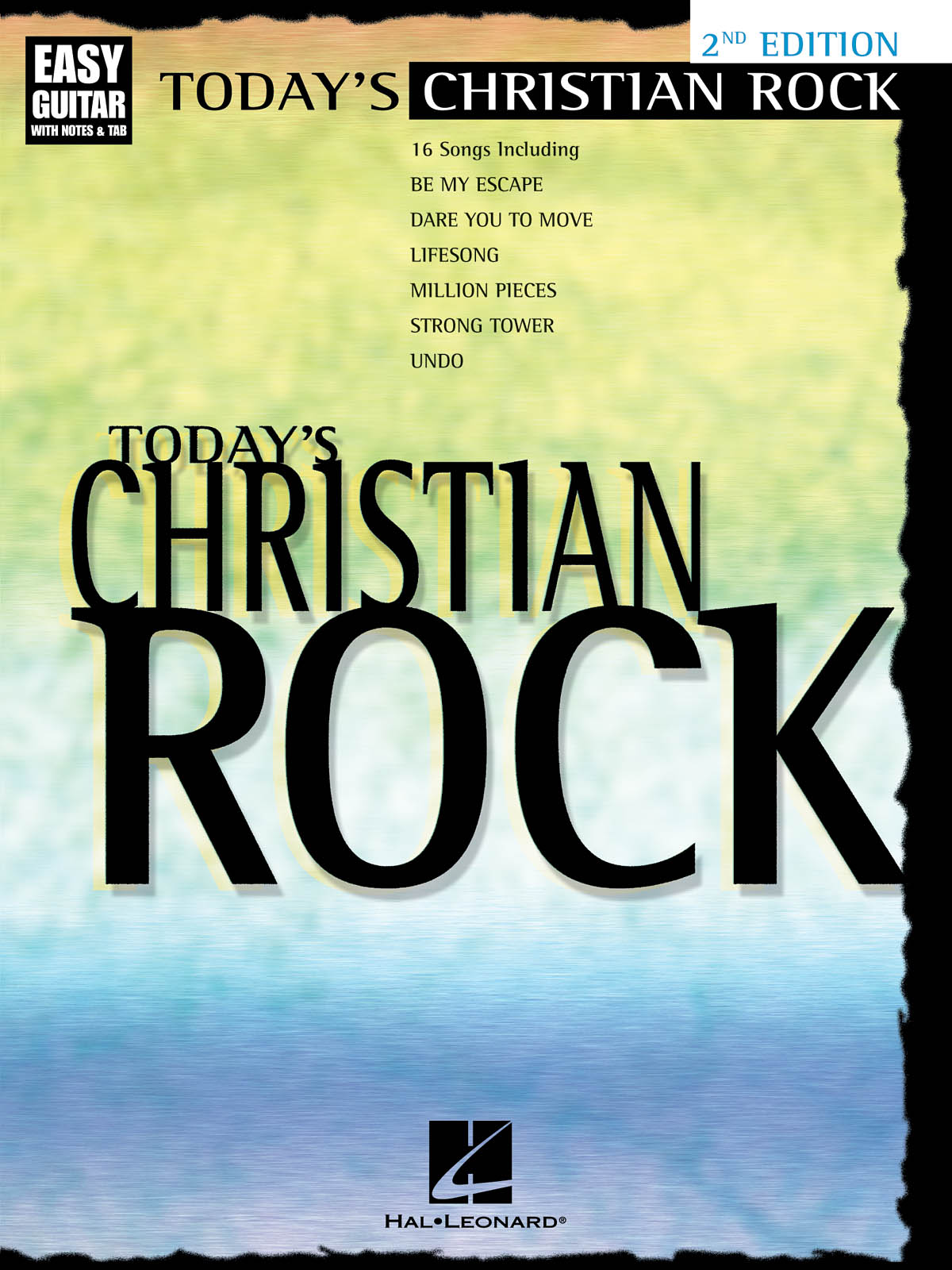 Today's Christian Rock (2nd Ed.): Guitar Solo: Instrumental Album