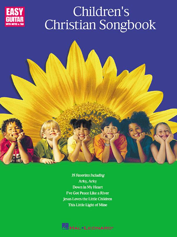 Children's Christian Songbook: Guitar Solo: Instrumental Album