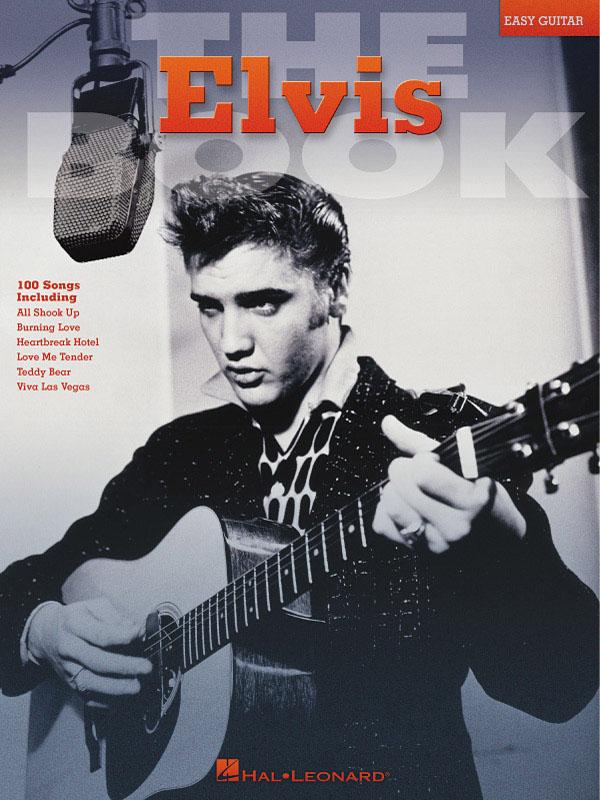 Elvis Presley: The Elvis Book: Guitar Solo: Artist Songbook
