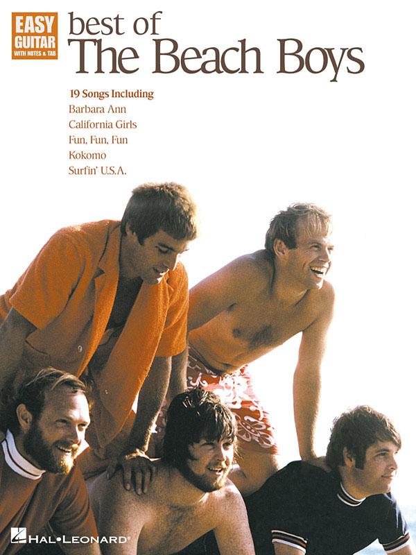 Beach Boys: Best of The Beach Boys: Guitar Solo: Artist Songbook
