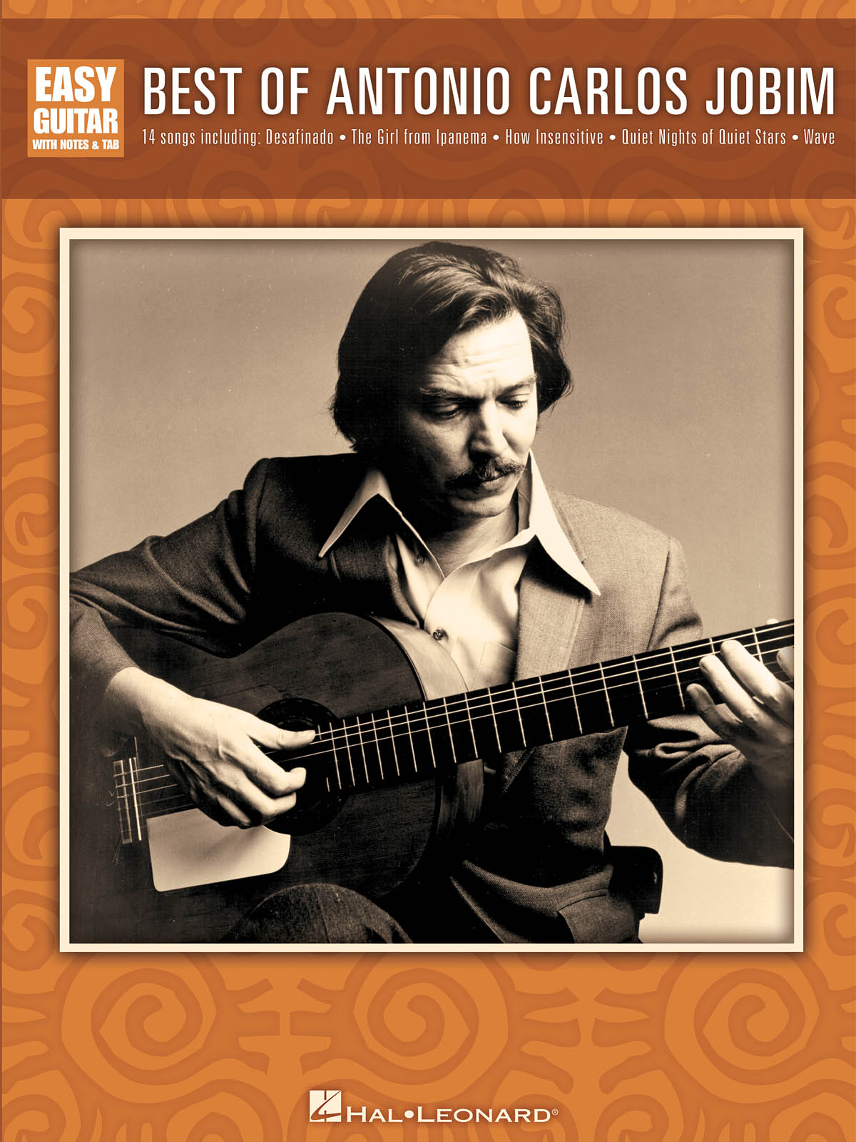 Antonio Carlos Jobim: Best of Antonio Carlos Jobim for Easy Guitar: Guitar Solo: