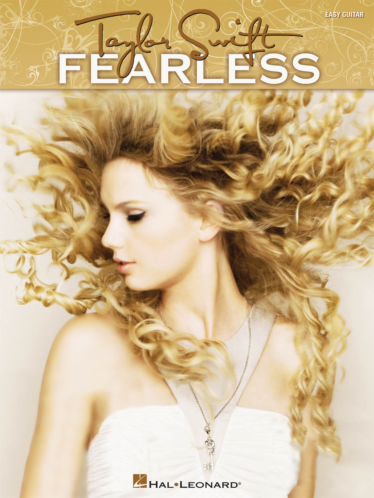 Taylor Swift: Taylor Swift Fearless - Easy Guitar: Guitar Solo: Album Songbook