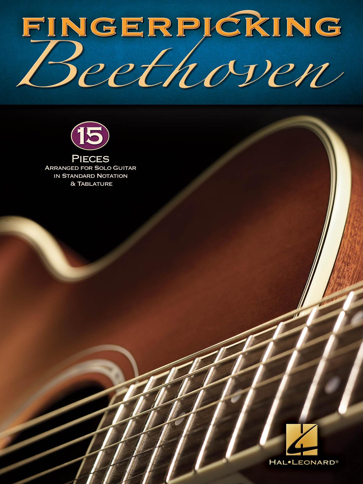 Ludwig van Beethoven: Fingerpicking Beethoven: Guitar Solo: Instrumental Album