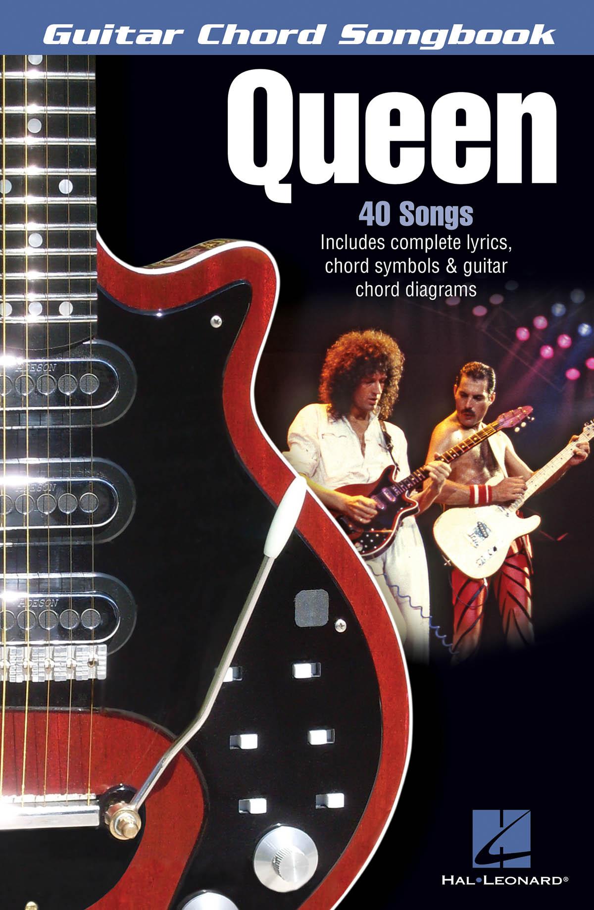 Queen: Guitar Chord Songbook: Queen: Guitar Solo: Artist Songbook