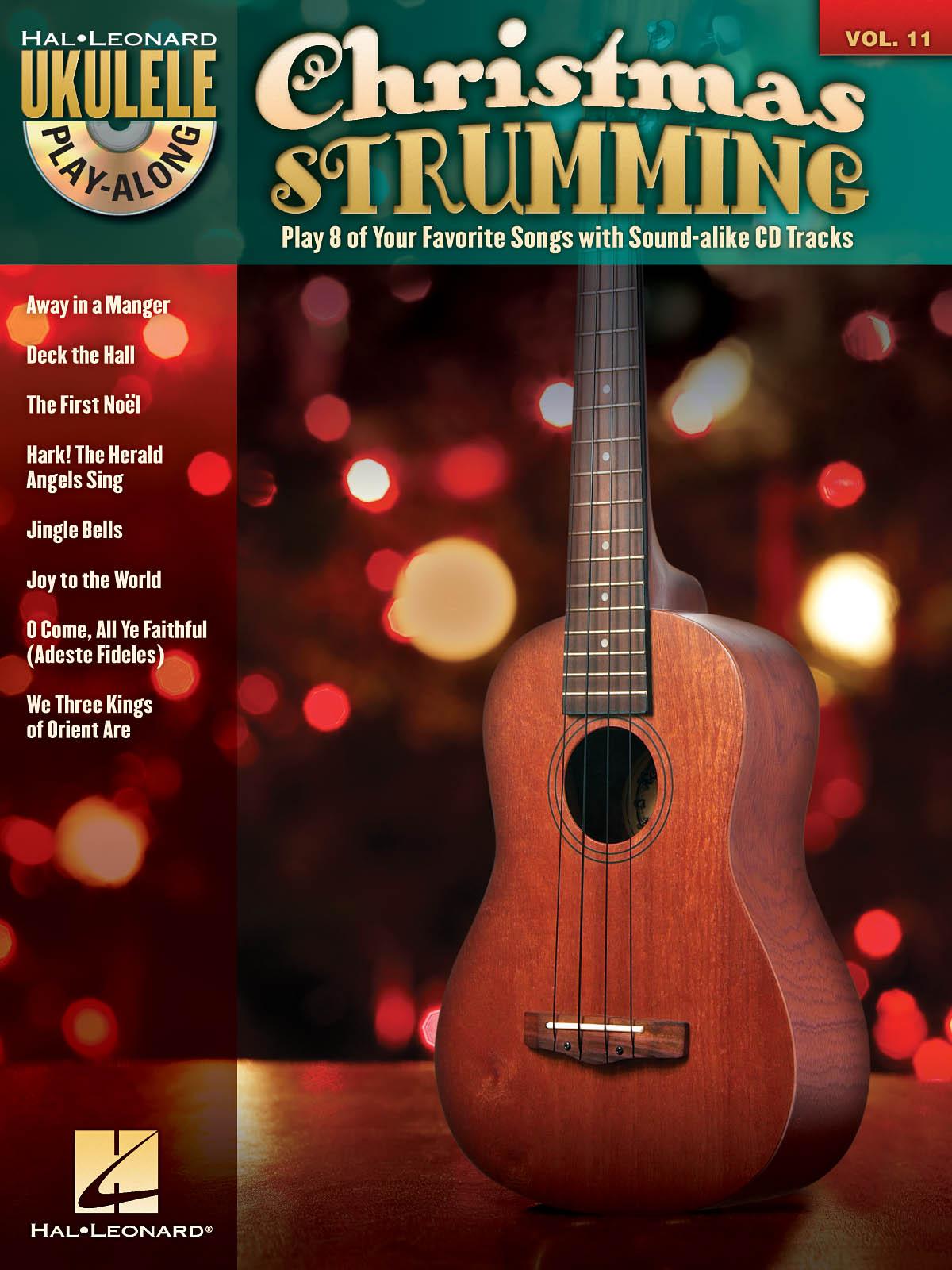 Christmas Strumming: Ukulele Solo: Instrumental Album