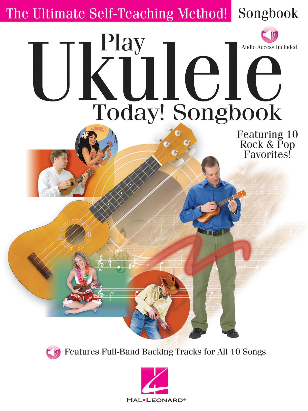 Play Ukulele Today! Songbook Instructional Series: Ukulele Solo: Instrumental
