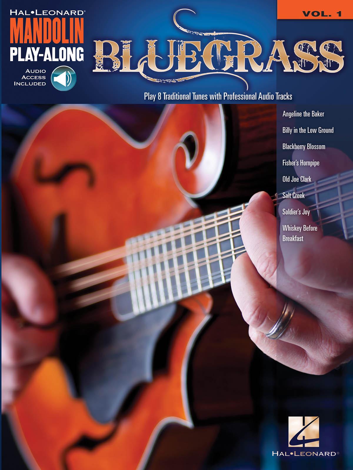 Bluegrass: Mandolin: Instrumental Album