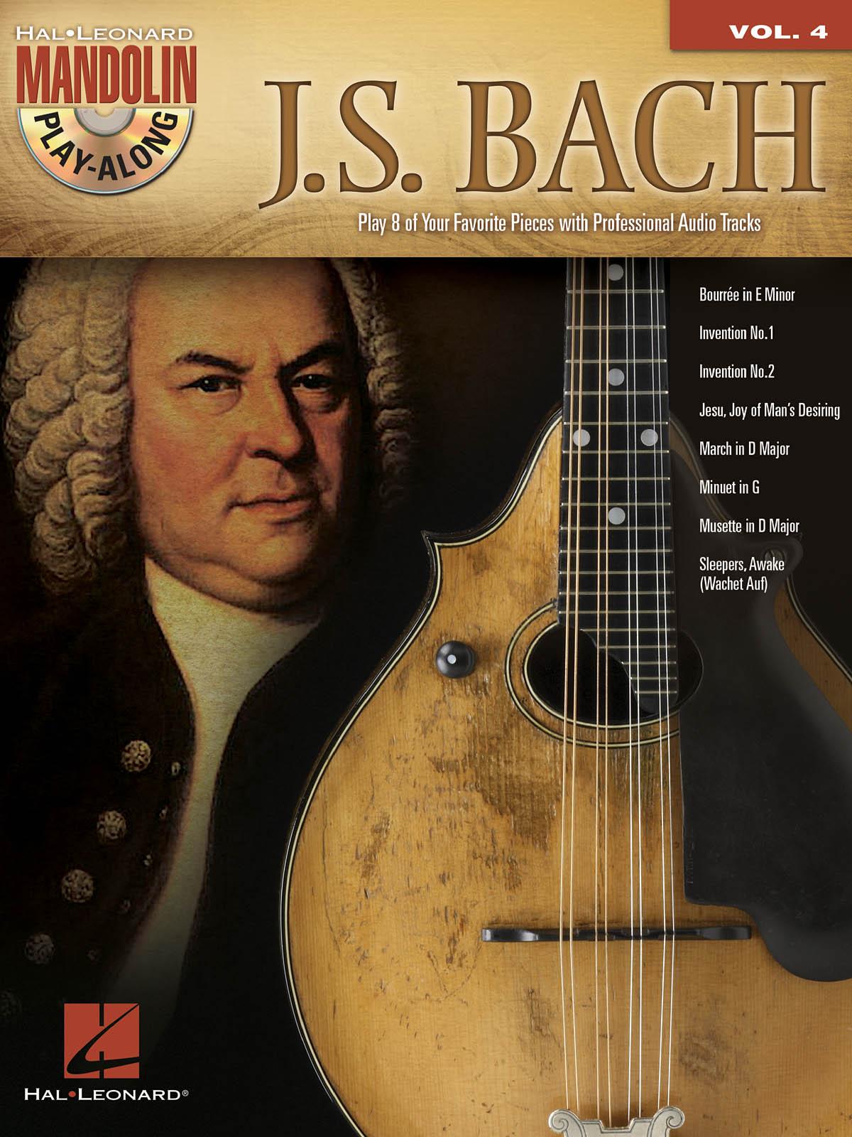 Johann Sebastian Bach: J.S. Bach: Mandolin: Instrumental Album