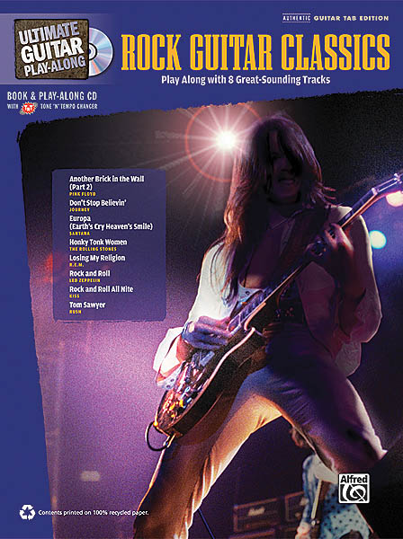 Rock Guitar Classics: Guitar Solo: Instrumental Album