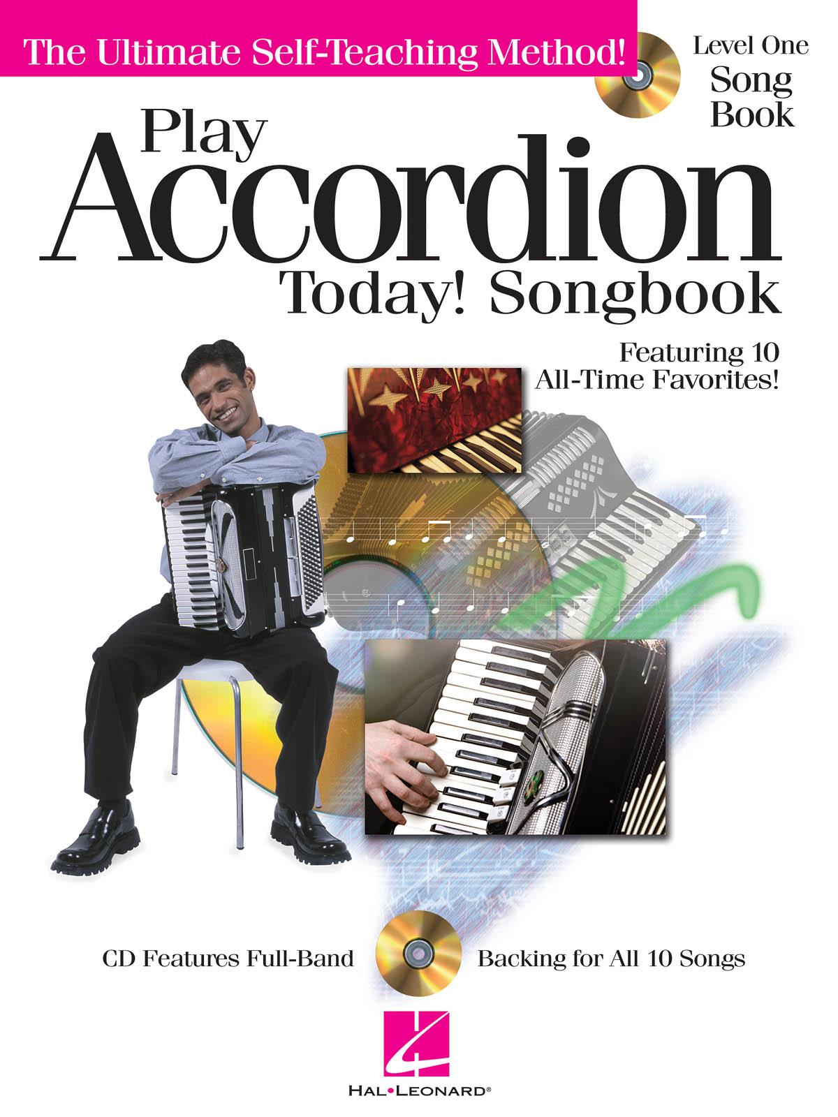 Play Accordion Today! Songbook level 1: Accordion: Instrumental Album