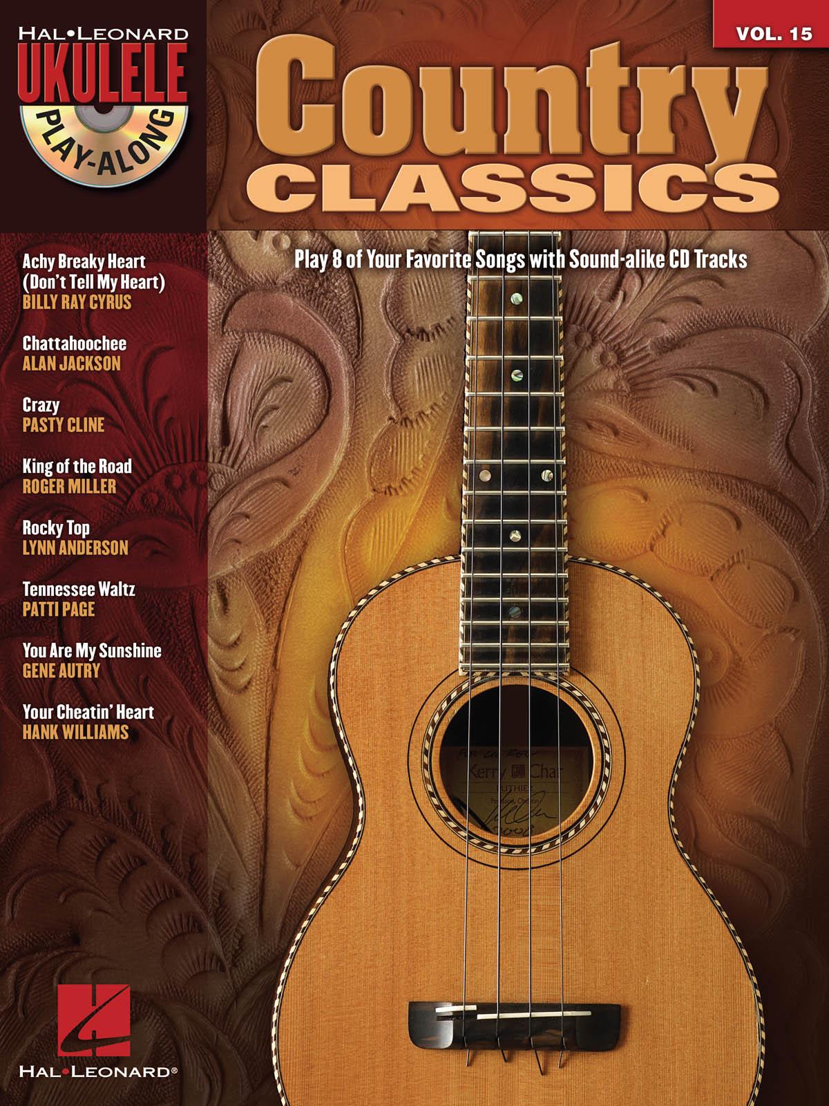 Country Classics: Ukulele Solo: Instrumental Album