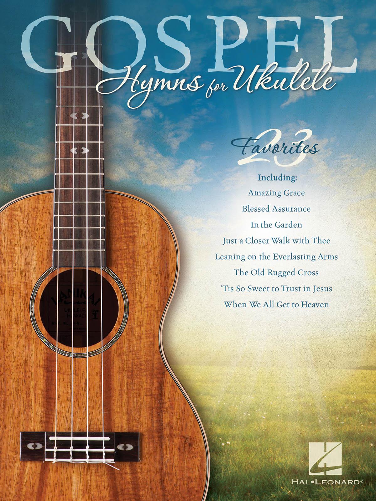 Gospel Hymns for Ukukele: Ukulele Solo: Instrumental Album