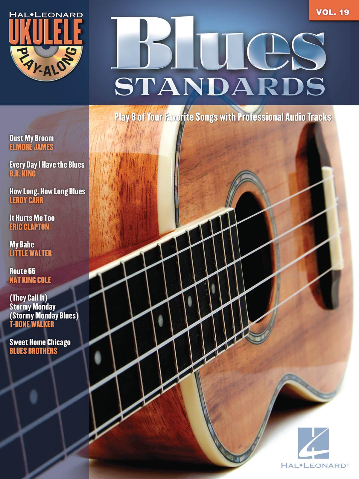 Blues Standards: Ukulele: Instrumental Album