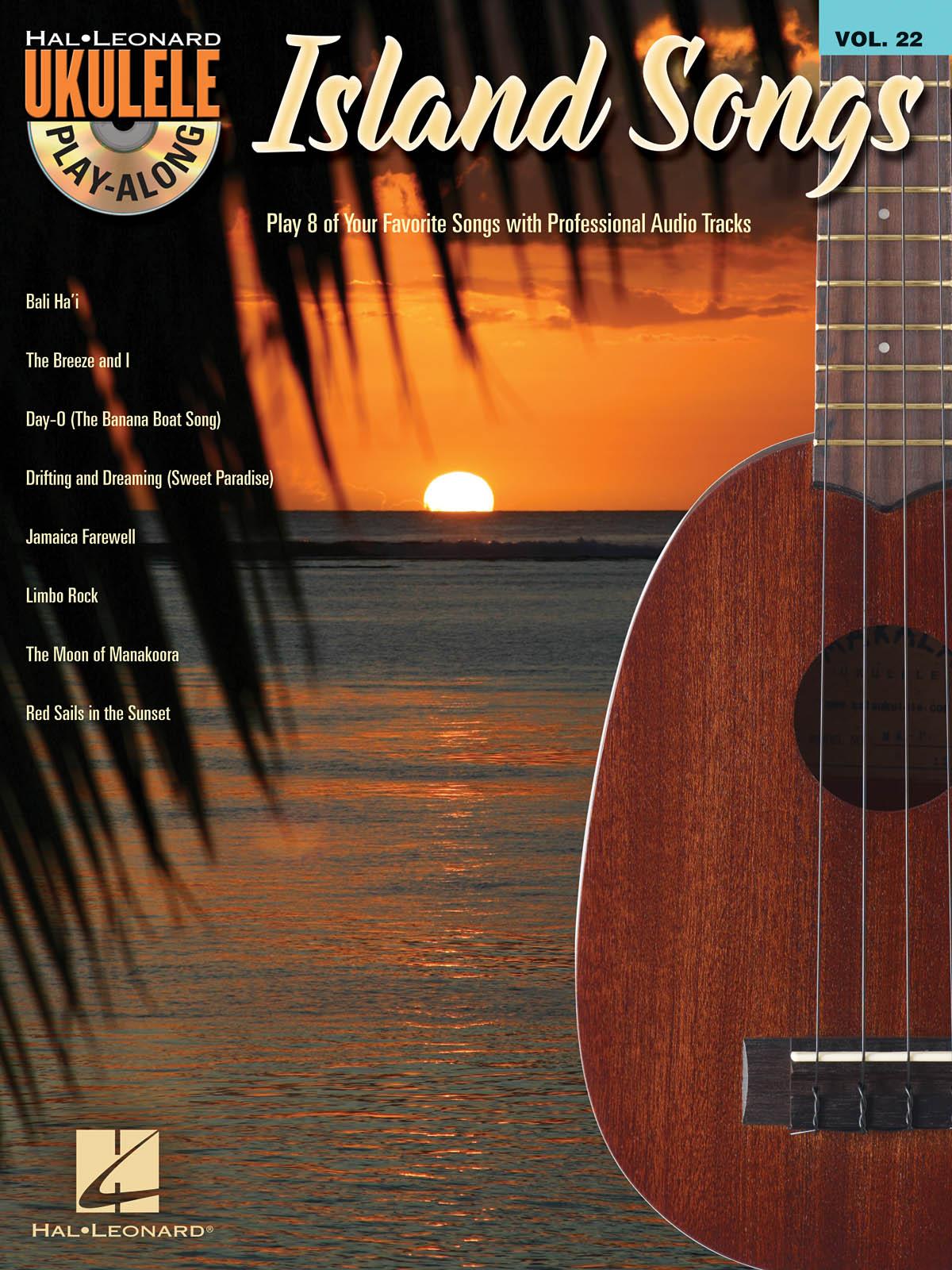 Island Songs: Ukulele Solo: Instrumental Album