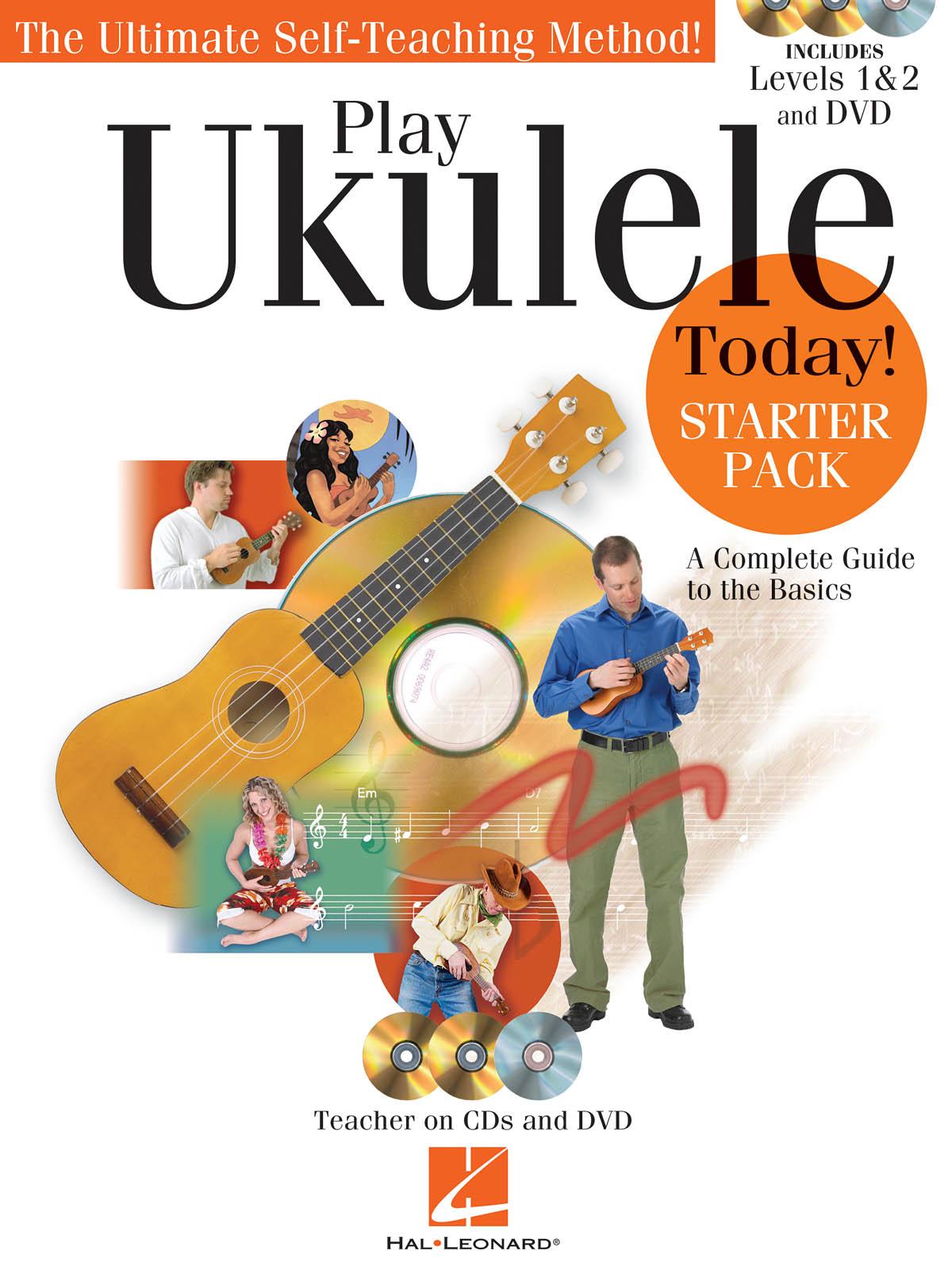 Play Ukulele Today!: Ukulele Solo: Instrumental Tutor