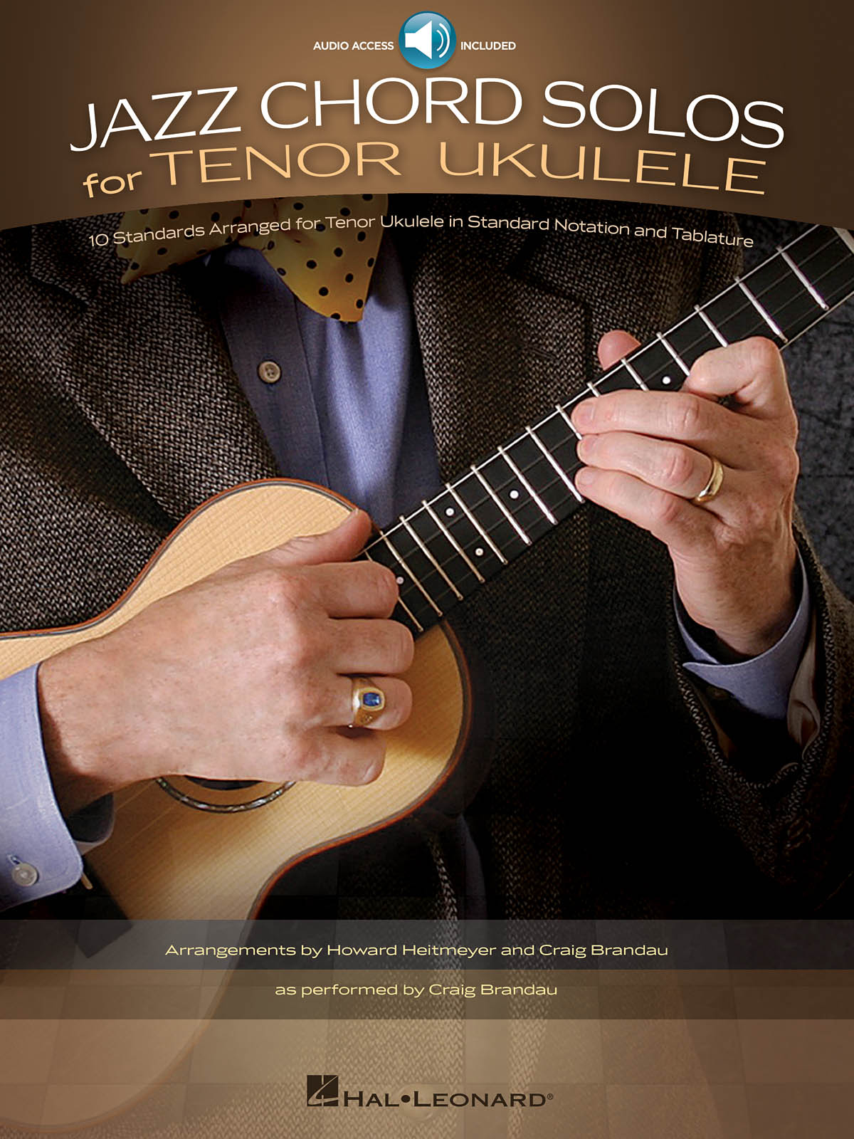 Jazz Chord Solos For Tenor Ukulele: Ukulele Solo: Instrumental Album