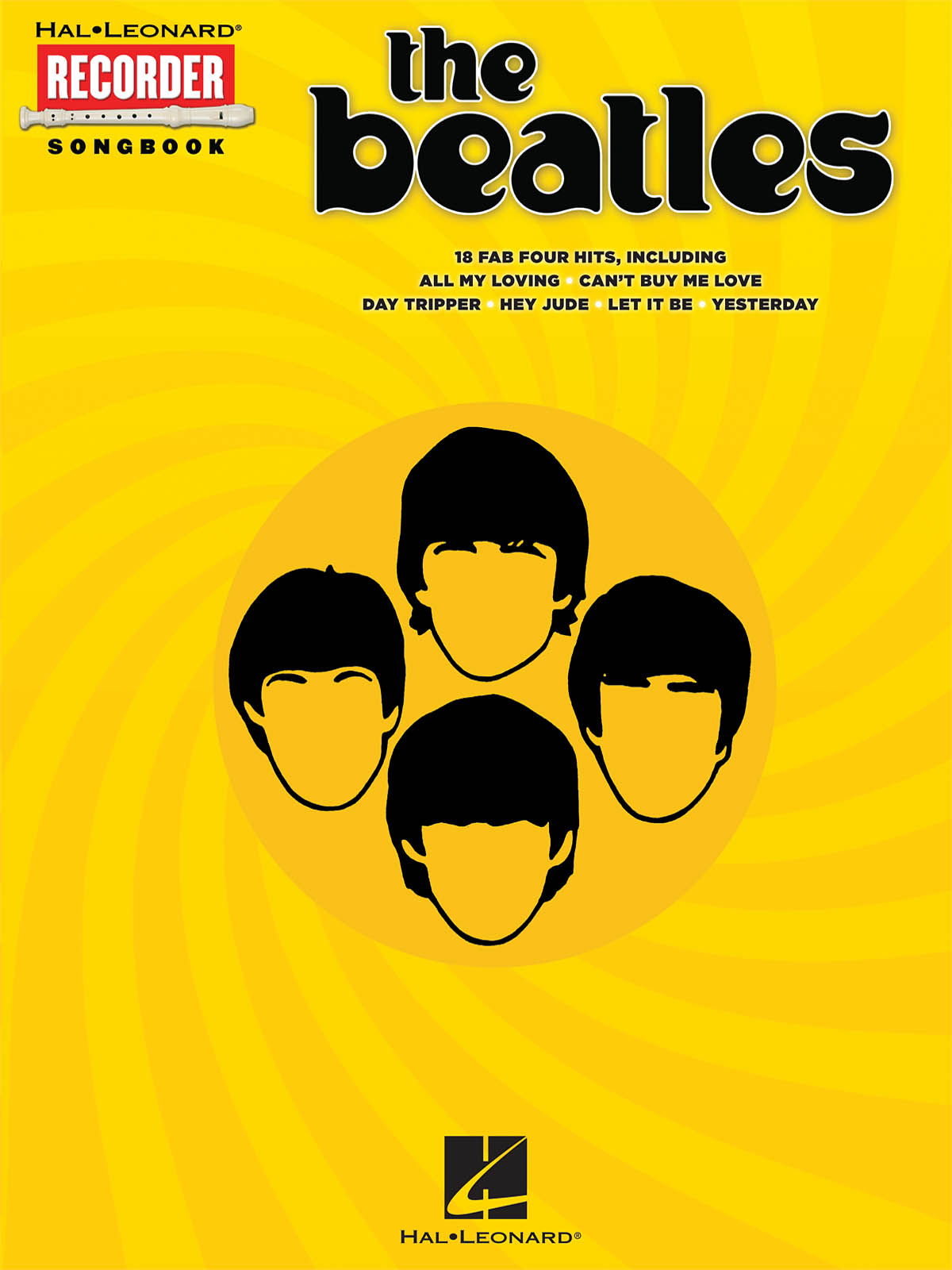 The Beatles: The Beatles: Recorder Songbook: Recorder: Artist Songbook