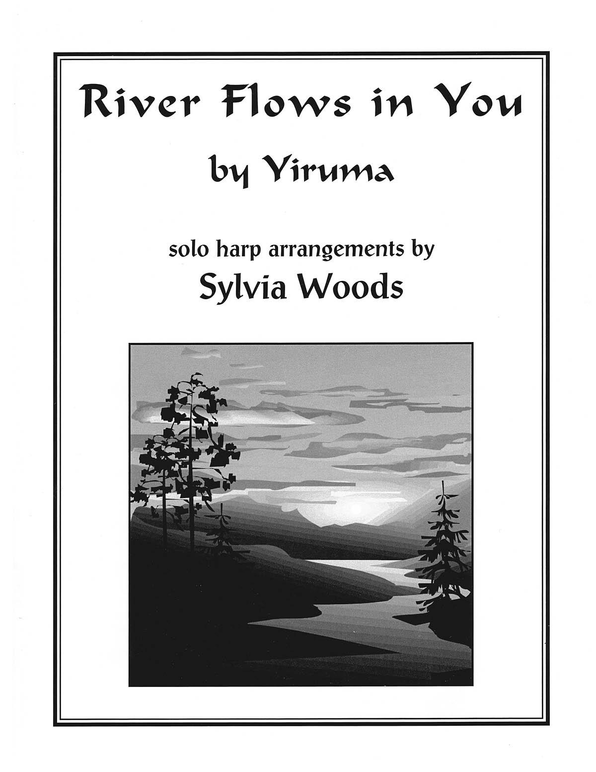 Yiruma: River Flows In You: Harp Solo: Instrumental Work