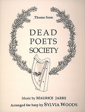 Theme from Dead Poets Society: Harp Solo: Instrumental Work
