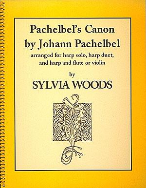 Johann Pachelbel: Pachelbel's Canon: Harp Solo: Instrumental Work
