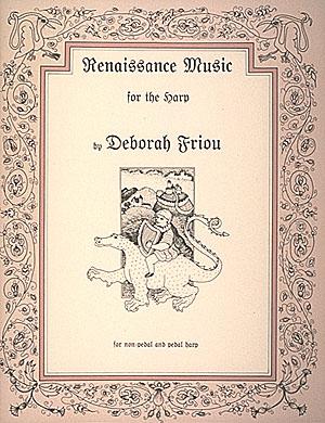 Renaissance Music for the Harp: Harp Solo: Instrumental Album