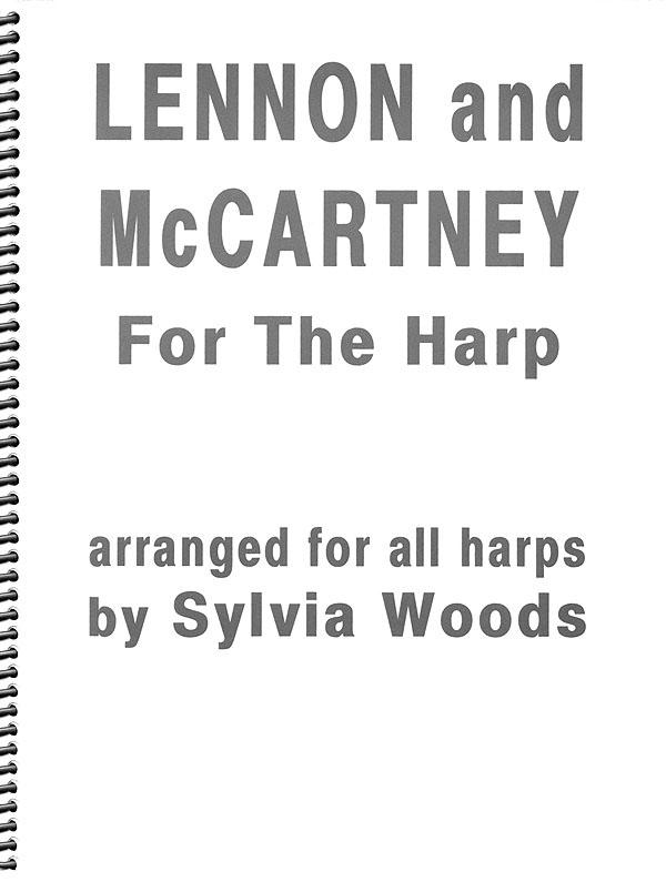 John Lennon Paul McCartney: Lennon and McCartney for the Harp: Harp Solo:
