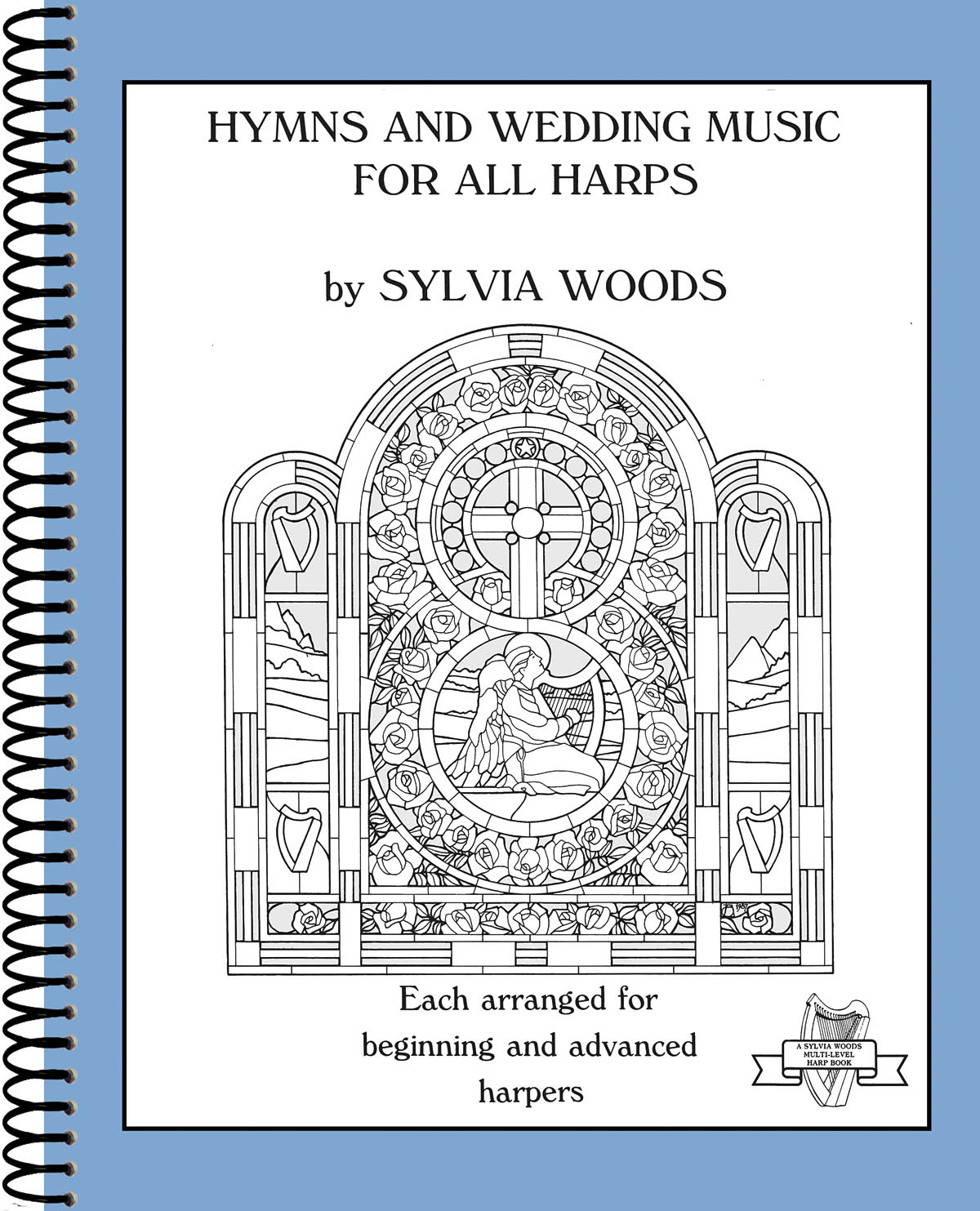 Sylvia Woods: Hymns and Weddings Music for All Harps: Harp Solo: Instrumental