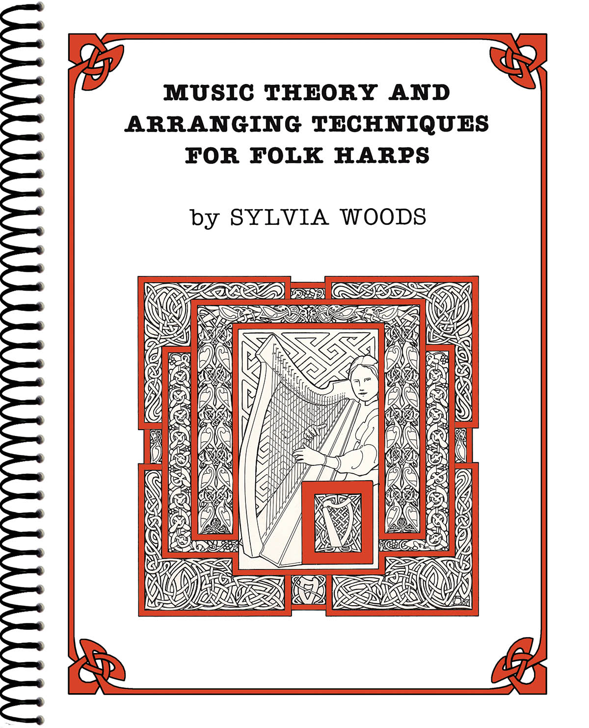 Music Theory and Arr.Techniques for Folk Harps: Harp Solo: Instrumental Album