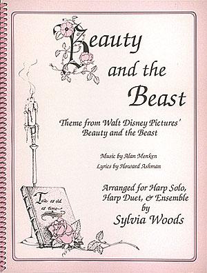 Alan Menken Howard Ashman: Beauty and the Beast: Harp Solo: Instrumental Album