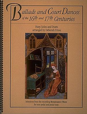 Ballads and Court Dances: Harp Solo: Instrumental Album