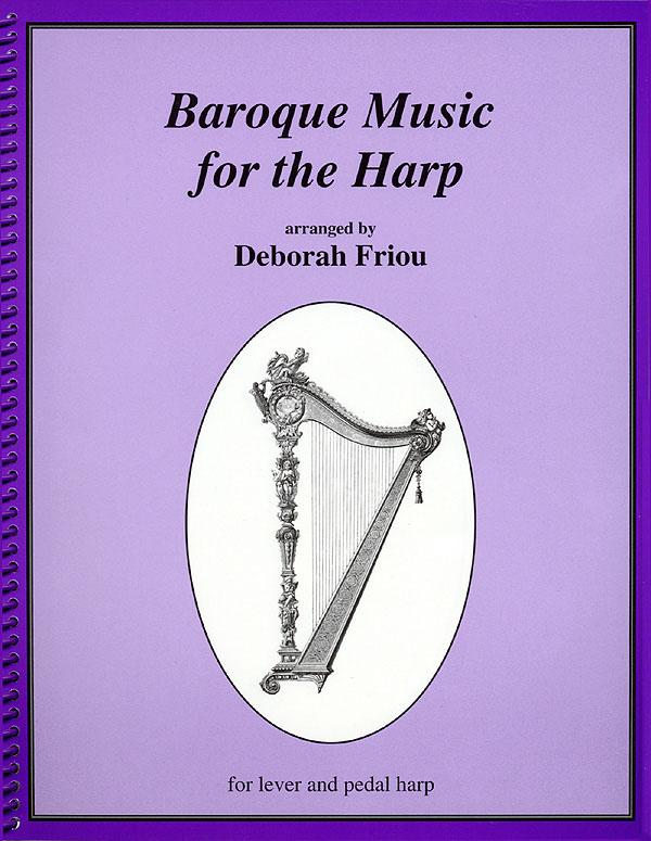 Baroque Music for the Harp: Harp Solo: Instrumental Album