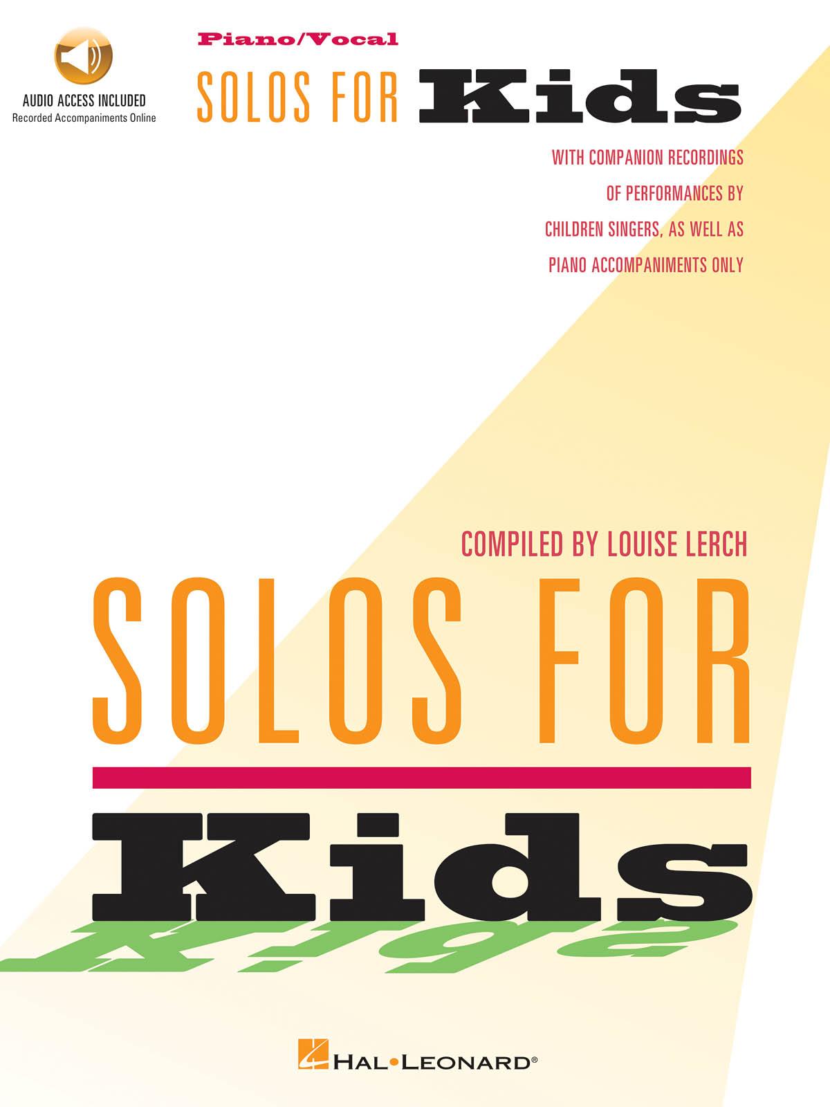 Solos for Kids: Vocal Solo: Vocal Album