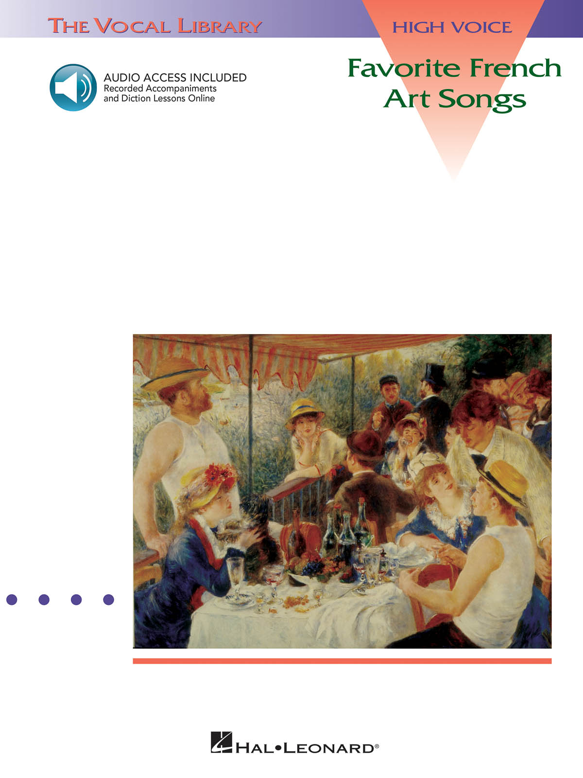 Favorite French Art Songs - Volume 1: Vocal Solo: Vocal Album