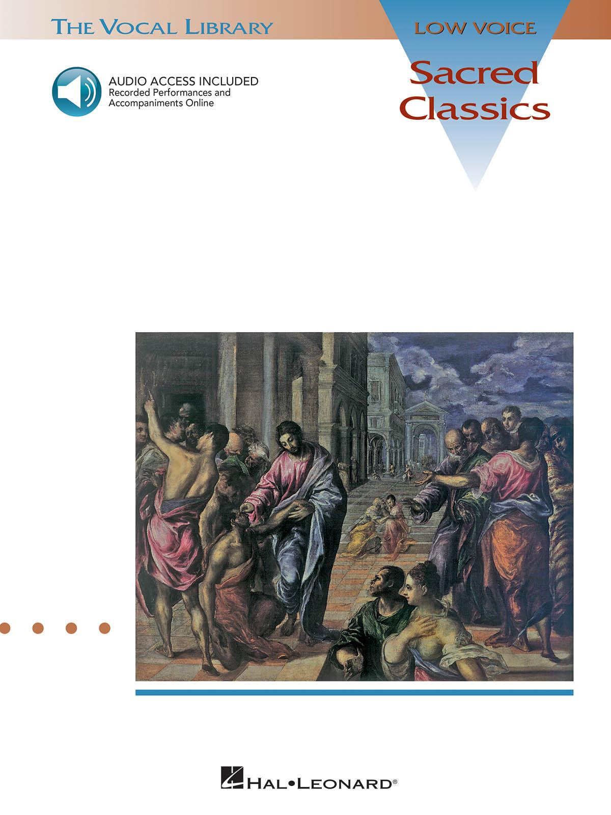 Sacred Classics: Vocal Solo: Vocal Album