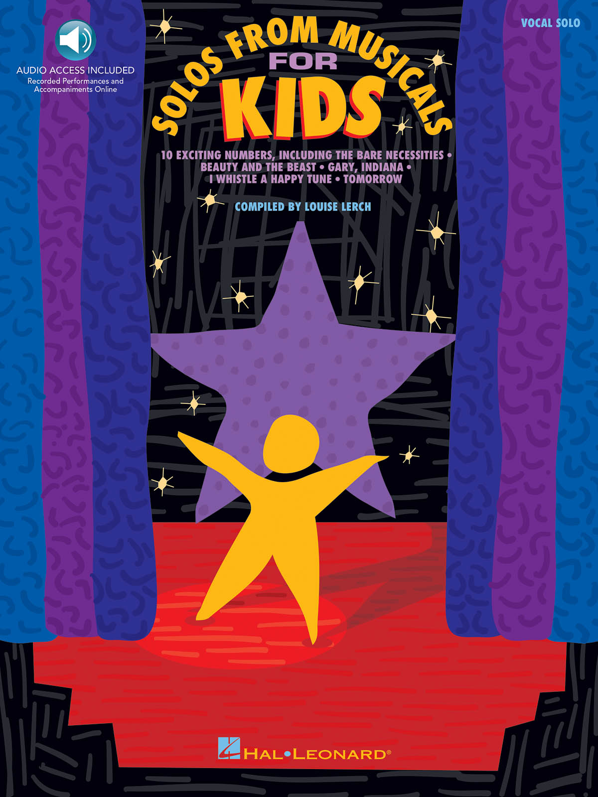 Solos from Musicals for Kids: Vocal and Piano: Vocal Album