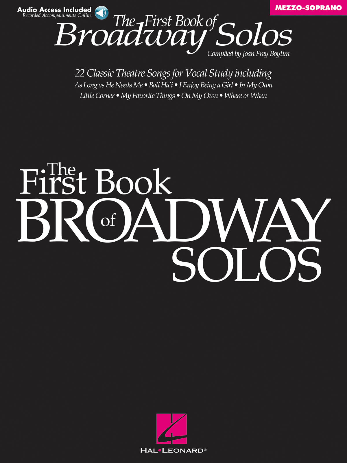 First Book of Broadway Solos: Vocal Solo: Vocal Album
