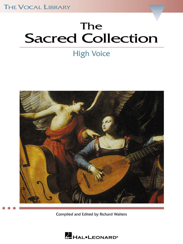 The Sacred Collection: Vocal and Piano: Vocal Album