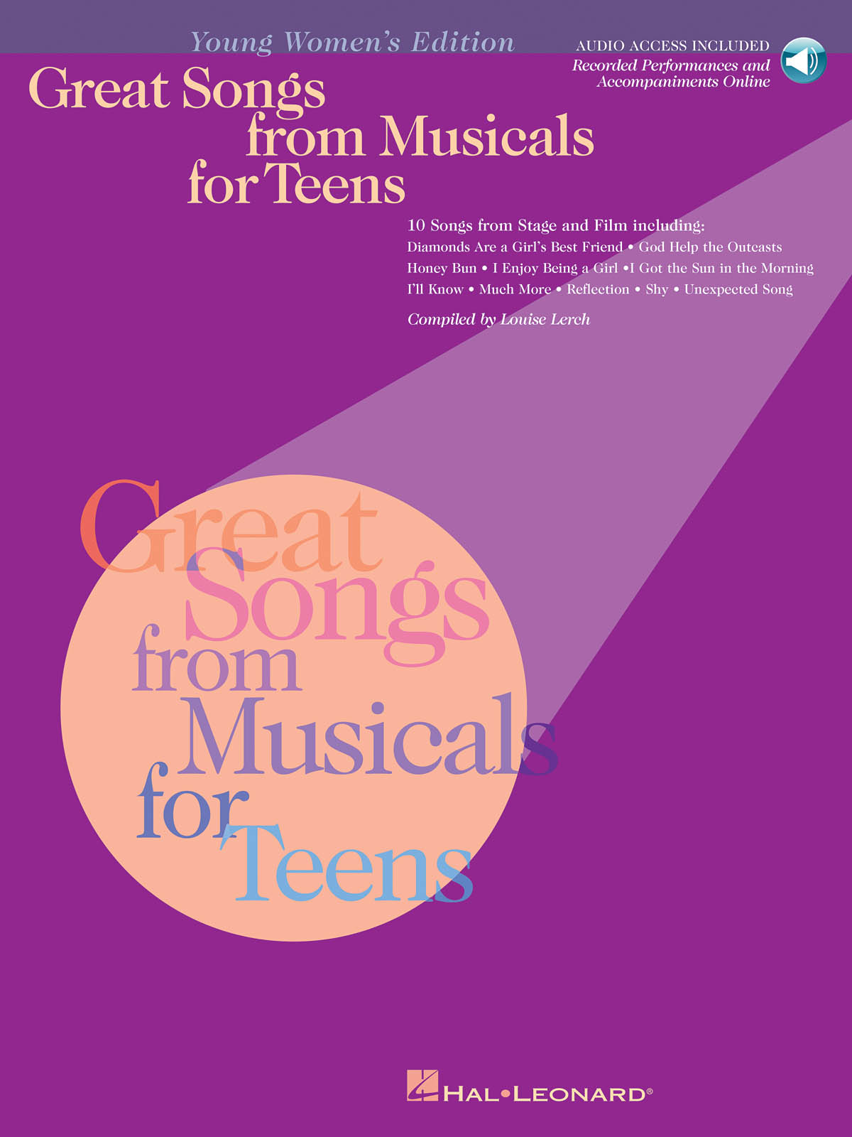 Great Songs from Musicals for Teens: Vocal Solo: Vocal Album