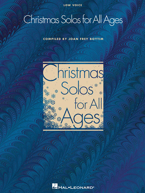 Christmas Solos for All Ages - Low Voice: Vocal Solo: Vocal Collection