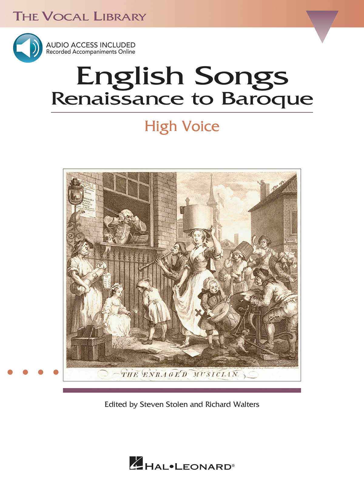 English Songs: Renaissance to Baroque: Vocal and Piano: Vocal Album