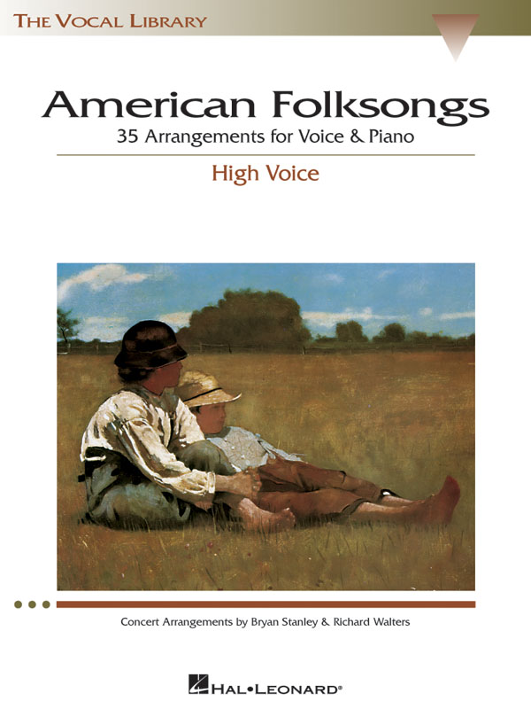 American Folksongs: Vocal Solo: Vocal Work