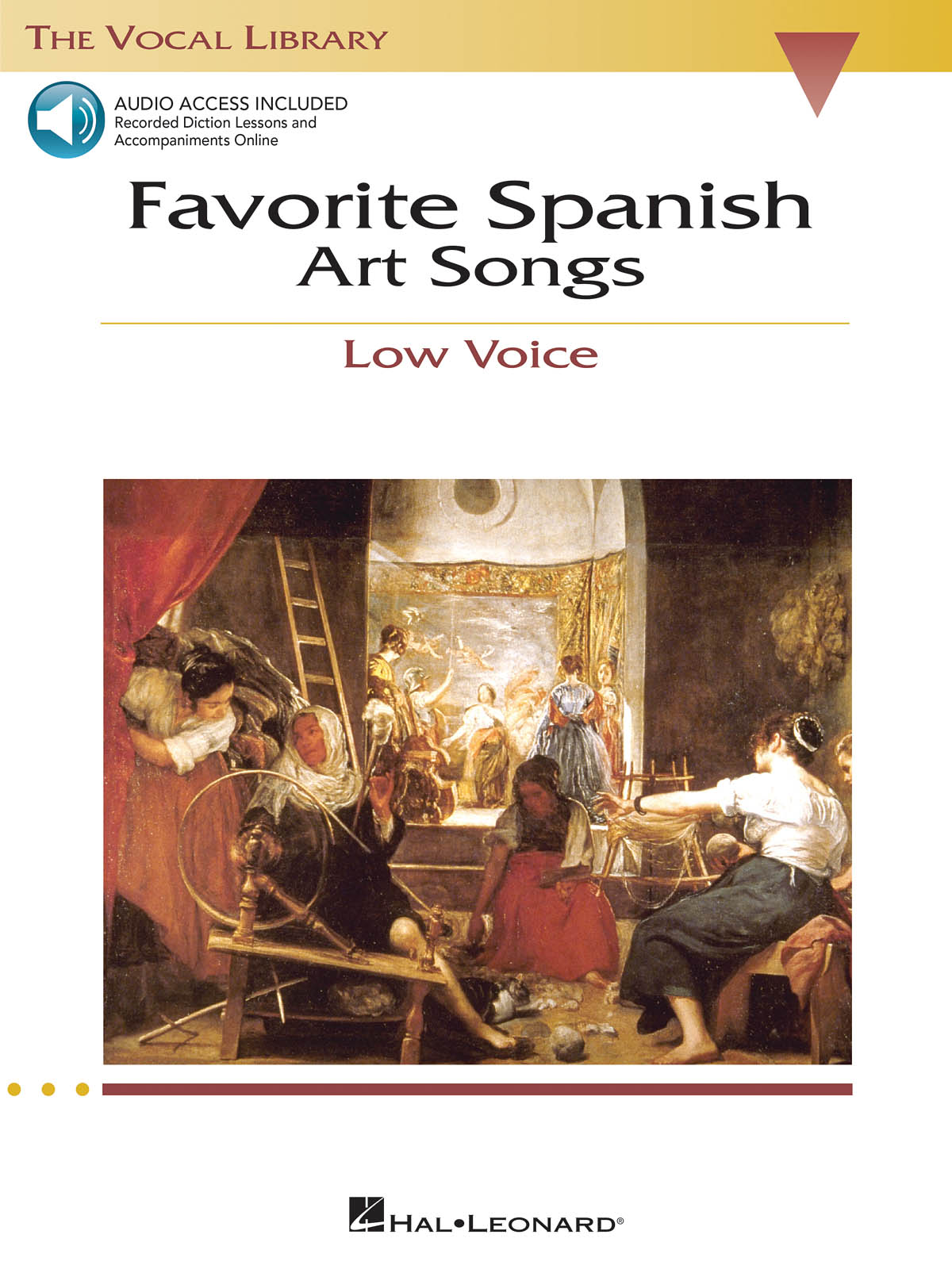 Favorite Spanish Art Songs: Vocal Solo: Vocal Album