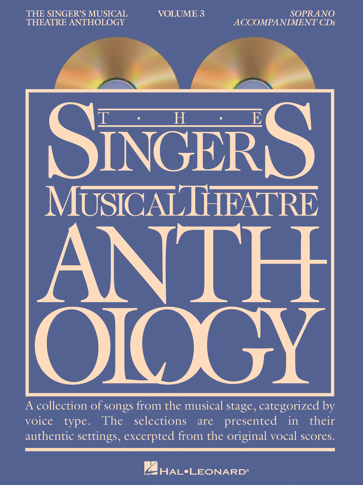 The Singer's Musical Theatre Anthology - Volume 3: Vocal Solo: Backing Tracks