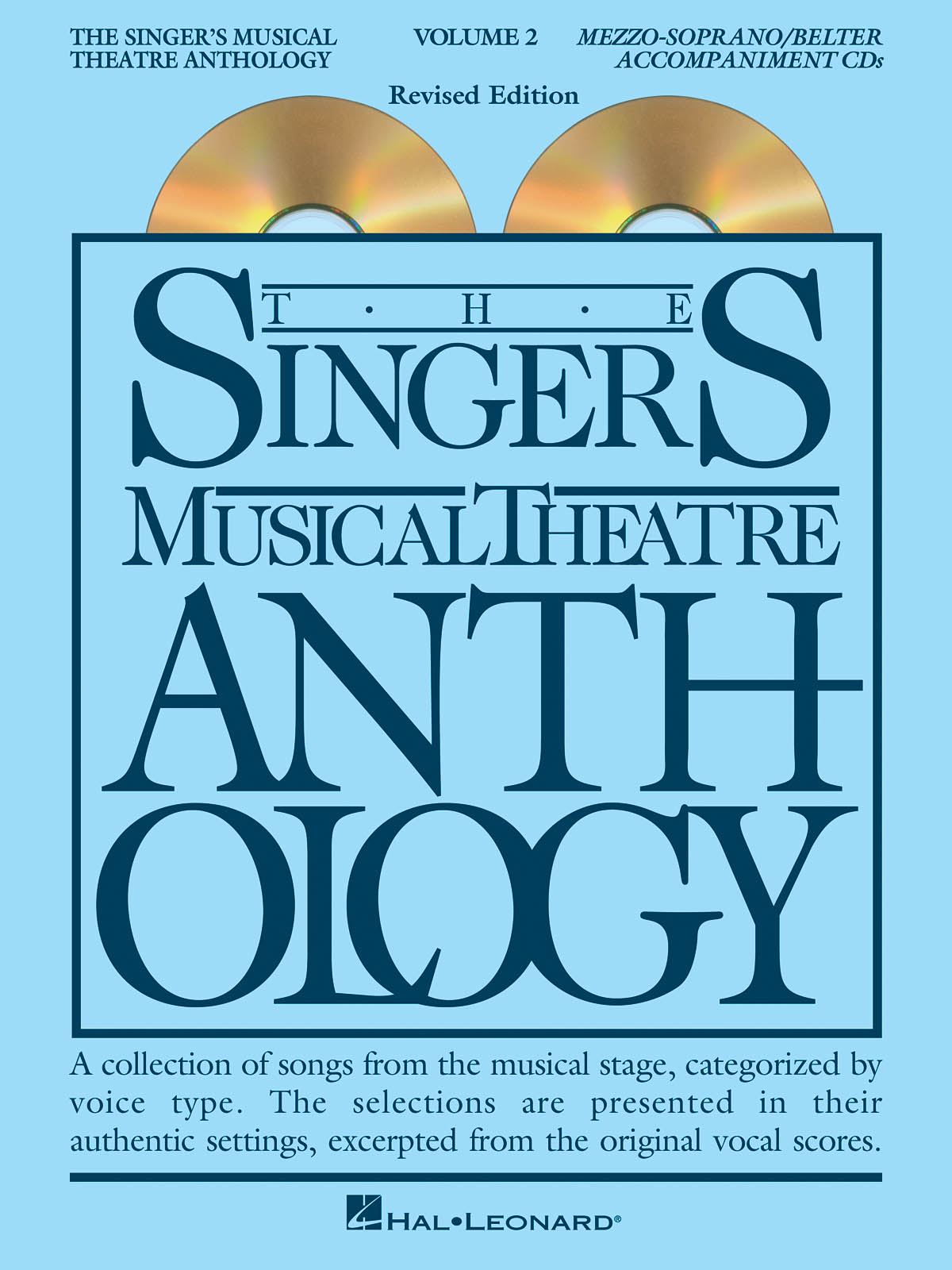 The Singer's Musical Theatre Anthology: Vocal Solo: Backing Tracks