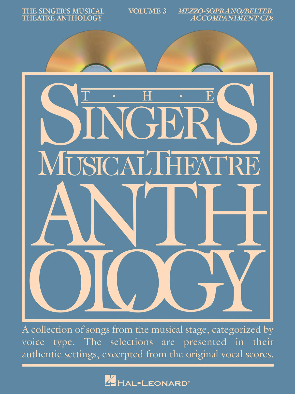 The Singer's Musical Theatre Anthology - Volume 3: Vocal Solo: Vocal Album