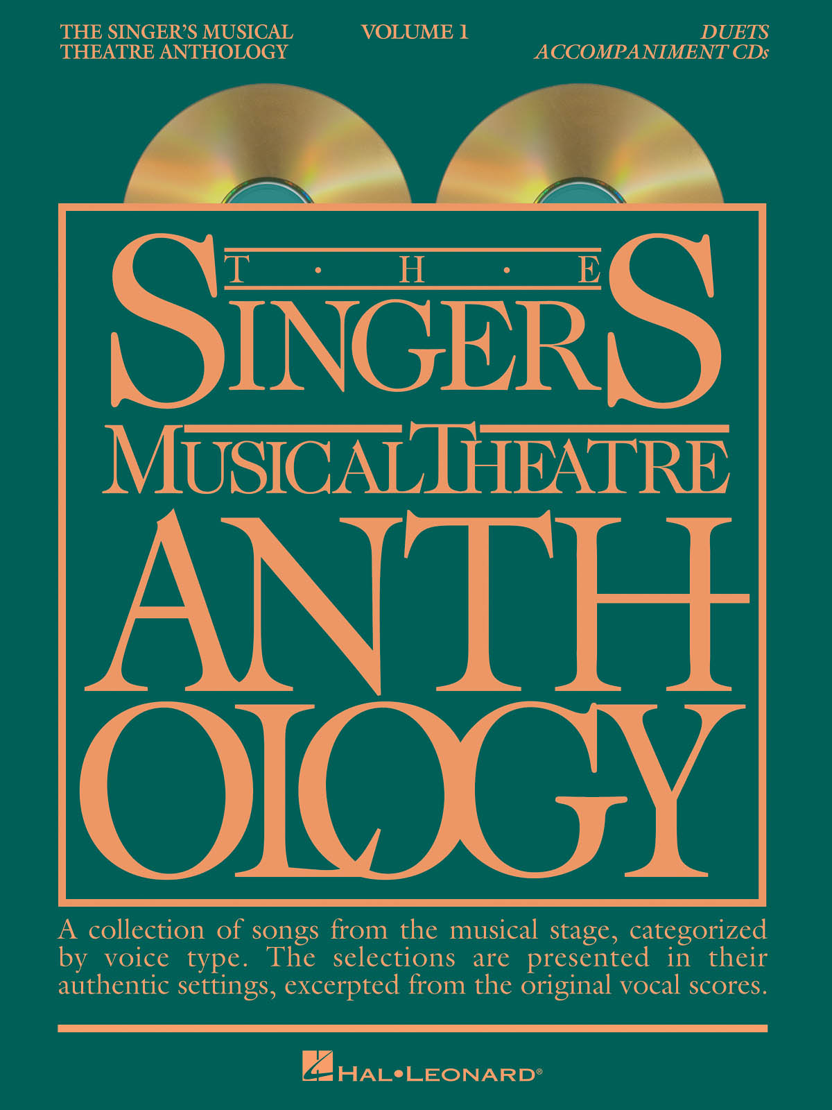 The Singer's Musical Theatre Anthology - Volume 1: Vocal Solo: Backing Tracks