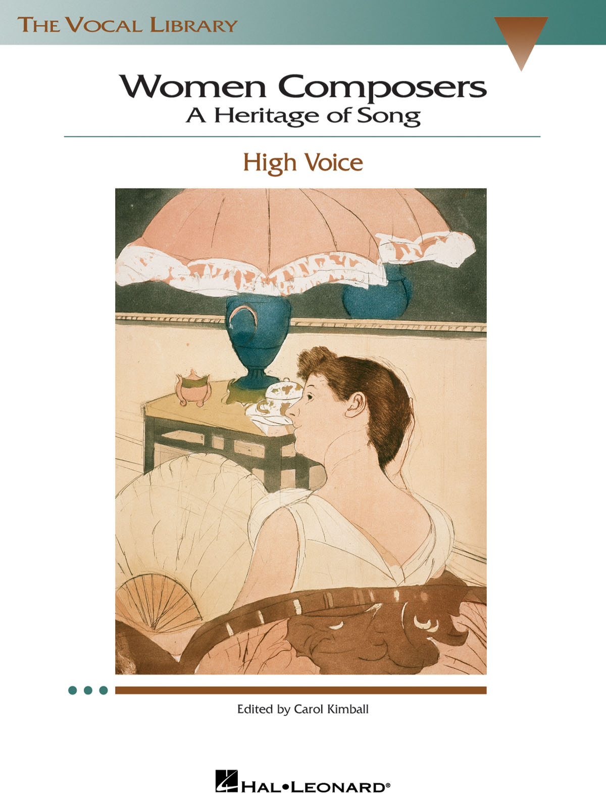 Women Composers - A Heritage of Song: Vocal Solo: Mixed Songbook