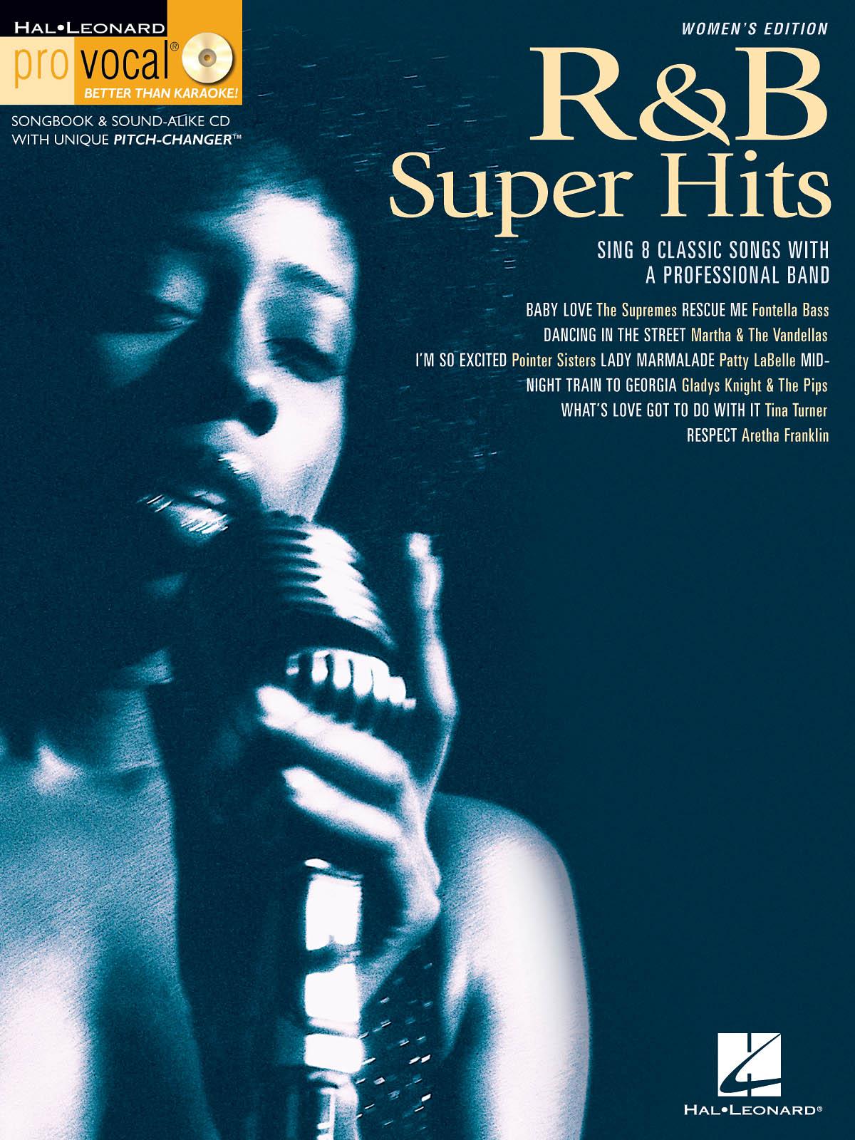 R&B Super Hits: Melody  Lyrics & Chords: Vocal Album