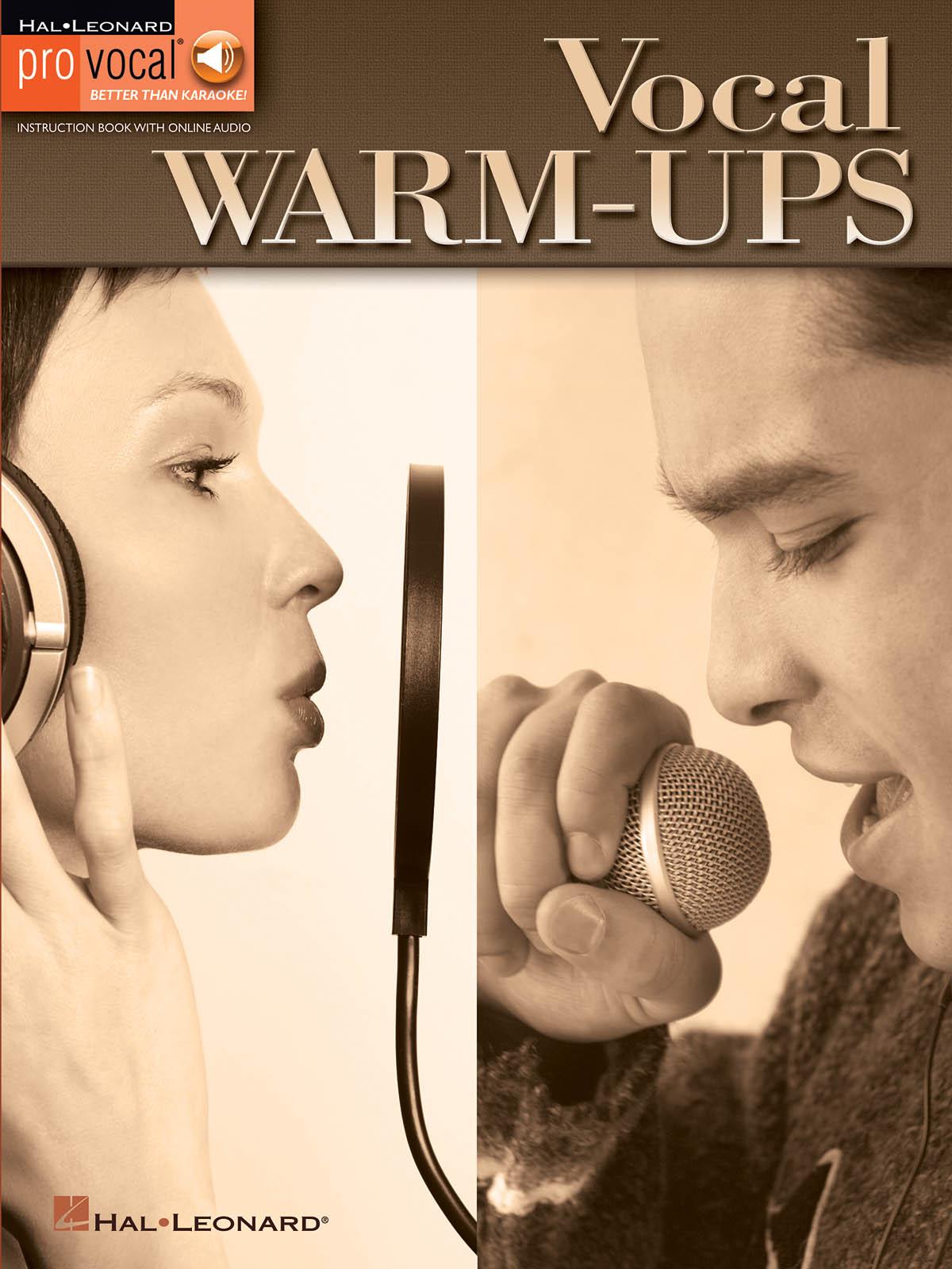 Vocal Warm Ups: Melody  Lyrics and Chords: Vocal Album