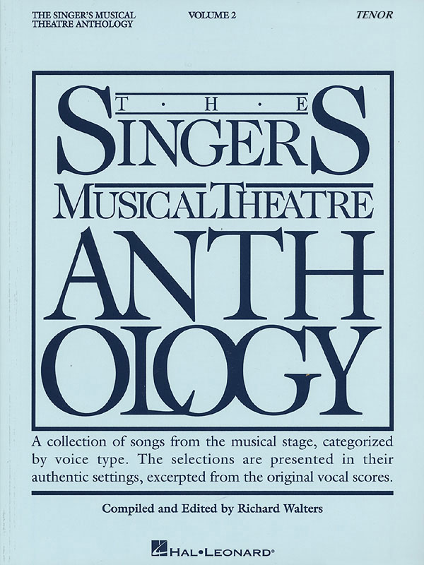 Singer's Musical Theatre Anthology - Volume 2: Vocal Solo: Mixed Songbook